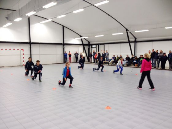 Join(t)Forces workshop bij hockeyclub Leonidas