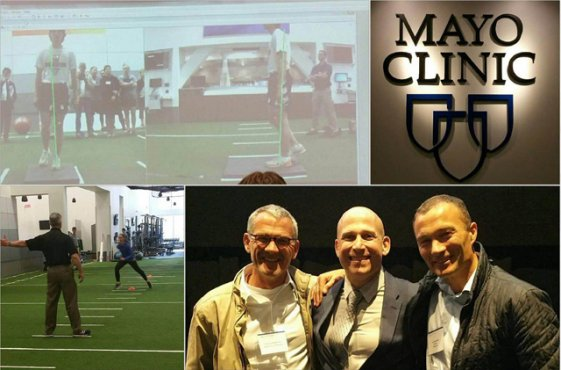Join(t)Forces naar Mayo Clinic in USA